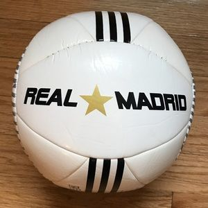 Adidas Real Madrid Soccer ball.